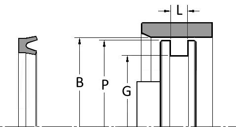 PU08 Gland